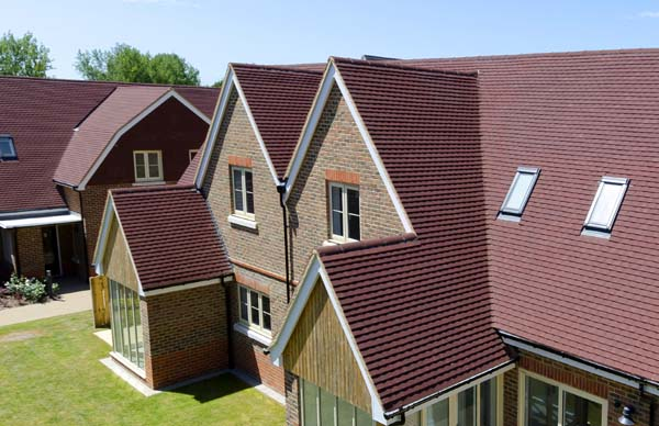 Plain Tile New Marley Roofs